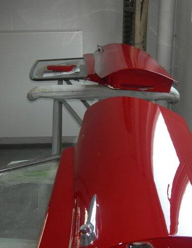 Lermycar NV Carrosserie en spuitbedrijf - Spuitbedrijf
